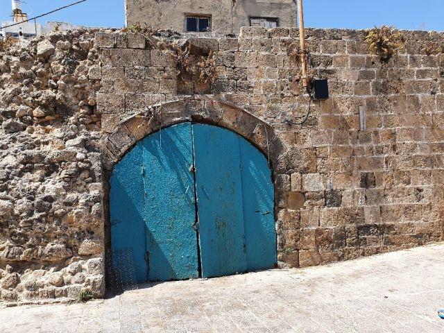 חומה מערבית מחסן תחמושת