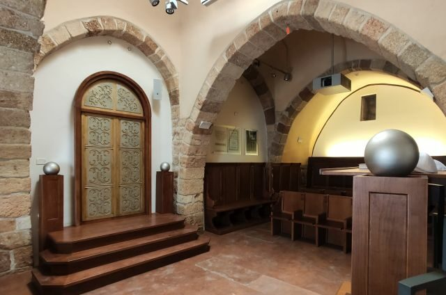 The Ramchal Synagogue